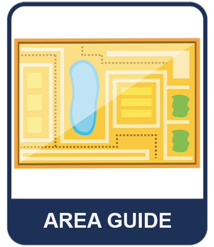 Lake Powell area guide and lake map pdf