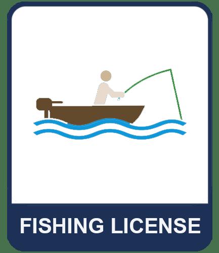 Arizona fishing license