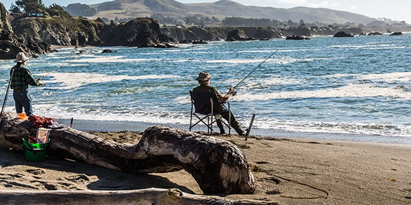 Fishing Bodega Bay